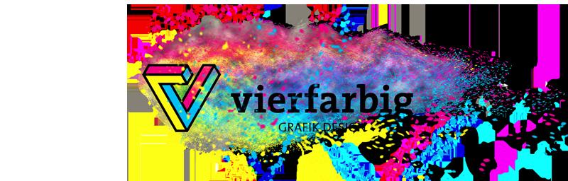 Vierfarbig grafik design for Grafik designer